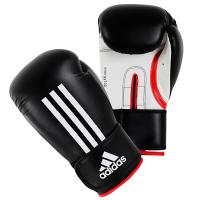 Adidas Energy 100 Gants De (Kick)Boxe Noir/Blanc 10 Oz