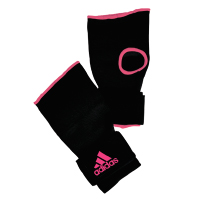 Adidas Sous Gants Noir/Rose Large