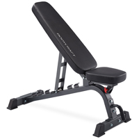 BodyCraft F601 Adjustable Bench