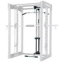 BodyCraft Lat Pull and Low Pulley attachment for Jones