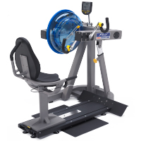 First Degree Fluid Upper Body Ergometer E-820 Rowing Machine