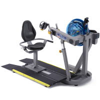 First Degree Fluid Upper Body Ergometer E-920 Rowing Machine