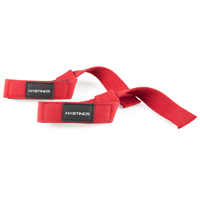 Hastings Lifting Straps 2505 Red