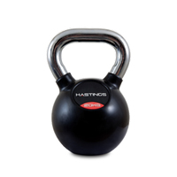 Hastings Chrome Kettlebell Professionale 20kg