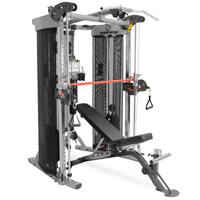 Inspire FT2 Home Gym