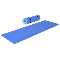Kroon Tapis de Yoga bleu