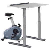 LifeSpan C3-DT7S Bike Desk