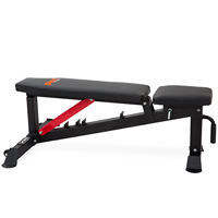 Pivot Fitness PM122 Heavy Duty Bench