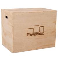 Pivot Fitness PM178 Plyo Box di Legno