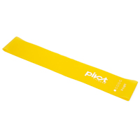 Pivot Fitness PM225-XL Mini Loop Band Yellow X-Light