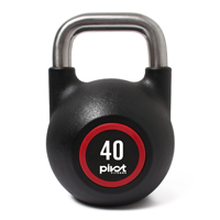 Pivot Fitness Pro Rubber Competition Kettlebell 40kg