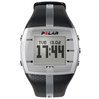 Polar FT7 Heart Rate Monitor Black Silver