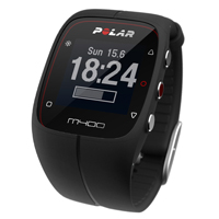 Polar M400 Sport Watch Black