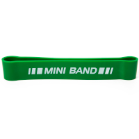 PowerMark PM222 Mini Strength Band Green 45mm