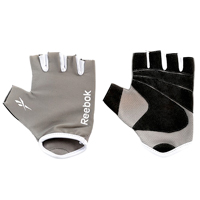 Reebok Elements Gants de fitness S-M Gris