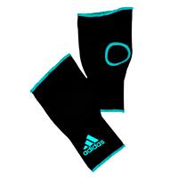 Adidas Binnenhandschoenen Zwart/Blauw Large