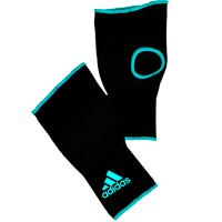 Adidas Binnenhandschoenen Zwart/Blauw Extra Large