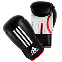 Adidas Energy 100 (Kick)Bokshandschoenen Zwart/Wit 14 Oz