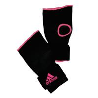 Adidas Sous Gants Noir/Rose Medium