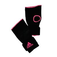 Adidas Binnenhandschoenen Met Voering Zwart/Roze Small