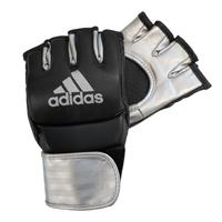 Adidas Grappling Training Handschoenen Zwart/Zilver L