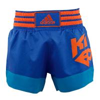 Adidas Kickboksshort Blauw Medium