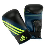 Adidas Speed 100 Zakhandschoenen Zwart/Geel S/M