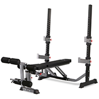 BodyCraft Banc de musculation F609