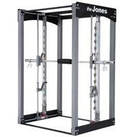 BodyCraft Jones 3D Smith Machine