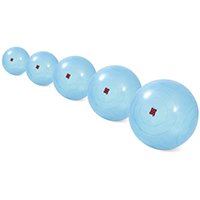 BOSU Ballast Ball 5 pack