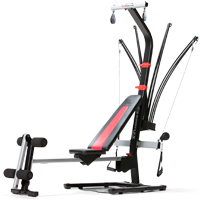 Bowflex PR1000 Homegym - Retractable - No weight stack