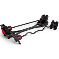 Bowflex SelectTech 2080 Barbell en Curl Bar 9 - 36 kg Verstelbaar