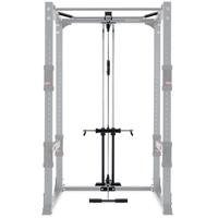 BodyCraft F431 Lat Pull and Low Pulley section for Power Rack