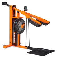 First Degree Fluid PowerZone Press Orange