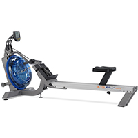 First Degree Fluid Rower E-316 Máquina de Remo