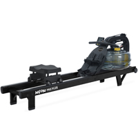 First Degree Neon AR Plus PRO Black Rower