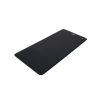Fitness Mad Club Aerobic Mat With Eyelets Black