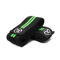 Fitness Mad  Weight Lifting Knee Support Wraps