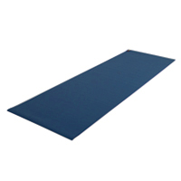 Fitness Mad Warrior Yoga Mat II 4mm Donkerblauw