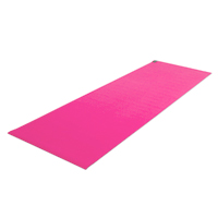 Fitness Mad Warrior Yoga Matte II 4mm Rosa