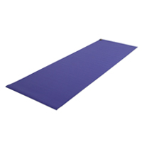 Fitness Mad Warrior Yoga Mat II 4mm Paars