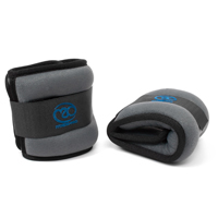 Fitness Mad Wrist Ankle Weights 2 x 1kg