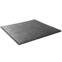 Granuflex Fitness Tile Heavy Duty 20mm Black