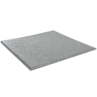 Granuflex Fitness Tile Heavy Duty 20mm Grey
