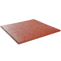 Granuflex Fitness Tile Heavy Duty 20mm Red