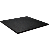 Granuflex Fitness Tile Weight Lift 30mm Black