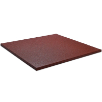 Granuflex Fitness Tile Weight Lift 30mm Red