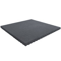 Granuflex Fitness Tile Weight Lift 43mm Grey