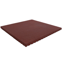 Granuflex Fitness Tile Weight Lift 43mm Red