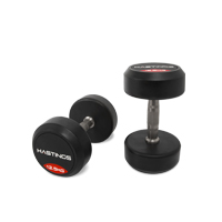 Hastings 12.5 kg Professional Dumbbell Set